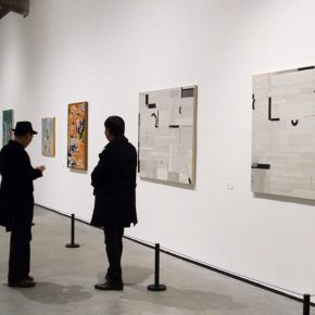 "29 Installation view of the exhibition 1 290x290 - Brazilian Art Landed in China: ""Troposphere"" Chinese and Brazilian Contemporary Art Exhibition opened"