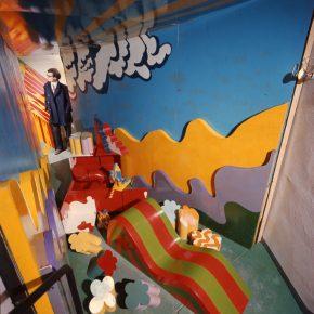 "Archizoom and Superstudio Exhibition poster for Superarchitettura 1966 Galleria Jolly 2 Pistoia Archive Superstudio 290x290 - The Power Station of Art presents ""Superstudio 50"" in Shanghai"