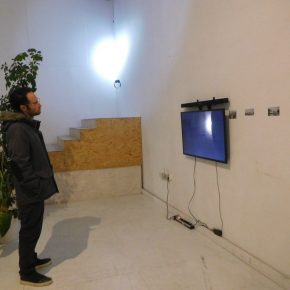 HFG Prof. OmerFast 290x290 - In to the light: Etsu Egami Solo Exhibition was presented in Germany