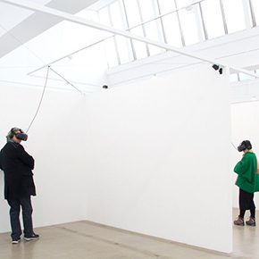 "Finding the Trajectory of Life in Dynamic Scenery: Yu Hong's New Virtual Reality Artwork ""She's Already Gone"" has opened"