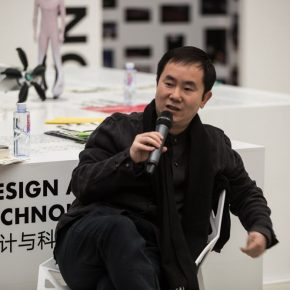 "05 Li Yufeng a teacher from the School of Design 290x290 - ""Gathering Global Wisdom, Future-Oriented Education and Cultivating First-Rate Talent"": Periodic Report on the Teaching Reform by the School of Design"