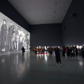 """10 Installation view of the exhibition 1 290x290 - Growing in Convergence, Finding Differences in the Growth: """"Rhizome—A Subject for the Survey of Chinese Contemporary Arts"""" opened"""