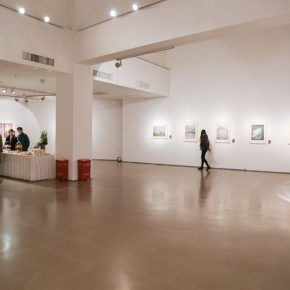 "11 Installation view of the exhibition 3 290x290 - Diverse Styles and Beautiful Forms: ""Win-Win Cooperation Belt and Road International Printmaking Invitational Exhibition"" Opened"