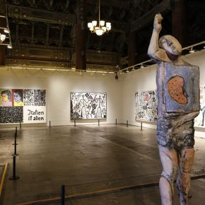 13 Installation view of the exhibition 290x290 - German Art after World War II: How to revitalize a nation from calamities?