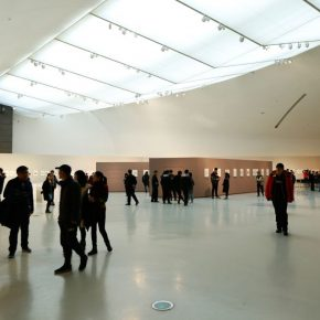 "13 Installation view of the exhibition 6 290x290 - Drawing the Spirit: ""Is It Simply Sketching? – A Case Study of Ye Qianyu Part I"" has opened"