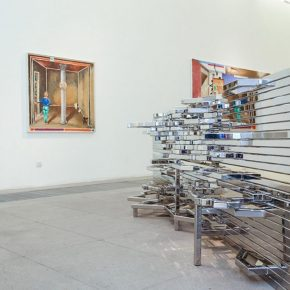 17 The exhibited work 290x290 - German Art after World War II: How to revitalize a nation from calamities?