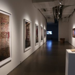 """18 Installation view of the exhibition 1 290x290 - Growing in Convergence, Finding Differences in the Growth: """"Rhizome—A Subject for the Survey of Chinese Contemporary Arts"""" opened"""
