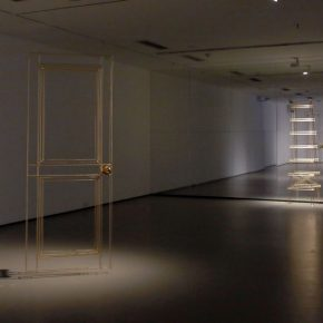 """20 Installation view of the exhibition 1 290x290 - Growing in Convergence, Finding Differences in the Growth: """"Rhizome—A Subject for the Survey of Chinese Contemporary Arts"""" opened"""