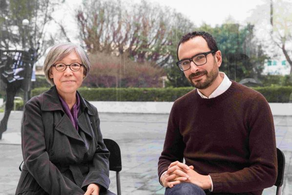2018 Taipei Biennial Co Curators Mali Wu L and Francesco Manacorda R ©Taipei Fine Arts Museum 598x399 - Taipei Fine Arts Museum announced Mali Wu and Francesco Manacorda co-Curators of the 11th Taipei Biennial in 2018