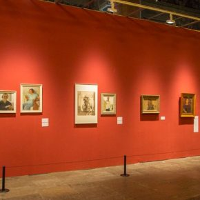 "23 Installation view of the exhibition 2 290x290 - Using ""Portraits"" to View the Contemporary Chinese Spirit: An Important Chapter of the Centennial Anniversary of CAFA ""Portraits of the Times"" opened"