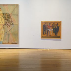 27 Installation view of the exhibition 290x290 - German Art after World War II: How to revitalize a nation from calamities?