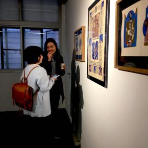 "Exhibition View 01 290x290 - DA+ Space presents ""Unfolding Exit – Six Person Exhibition"" in Shanghai"