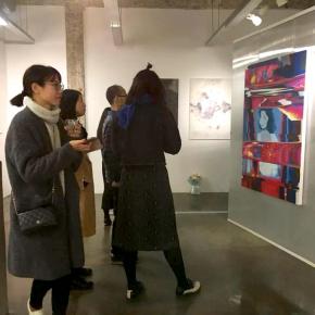 "Exhibition View 05 290x290 - DA+ Space presents ""Unfolding Exit – Six Person Exhibition"" in Shanghai"