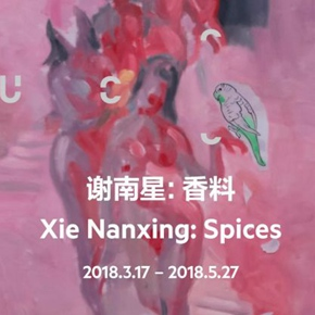 "UCCA announces ""Xie Nanxing: Spices"" opening on"