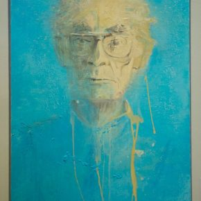 06 Ma Lu Portrait of Lin Kegong 290x290 - Ma Lu: Beyond the Vision – The Value of Contemporary Portrait Painting