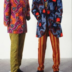 "Yinka Shonibare Affectionate Men 290x290 - The Rockbund Art Museum presents ""Walking On The Fade Out Lines"" in Shanghai"