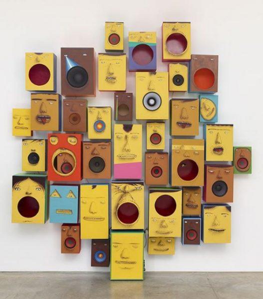 """featured image of Déjà Vu 527x598 - Lehmann Maupin announces """"Déjà Vu"""", the Brazilian artist duo OSGEMEOS' first solo exhibition in Hong Kong"""