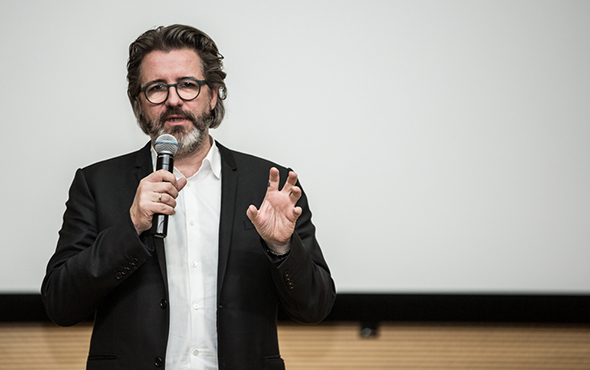 00 featured image of the speaker and artist Olafur Eliasson - Olafur Eliasson: Your Engagement has Consequences