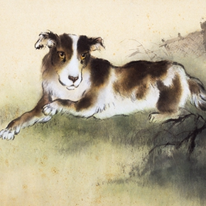 """In the Pursuit of Eminence in Ink and Brush"" – Au Ho-Nien's Art Exhibition opened at the National Art Museum of China"