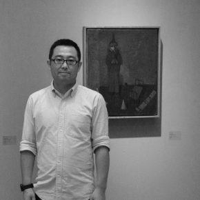 Portrait of Mi Jie
