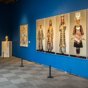 "05 Exhibition view of ""Portraits of the Times"" 290x290 - Fan Di'an: Preface for the ""Echo of Civilization"" series III: ""Portraits of the Times"""