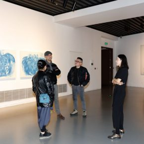 06 View of the opening ceremony 290x290 - The Freedom Games Related to the Visual: Times – New Works by Li Tingting