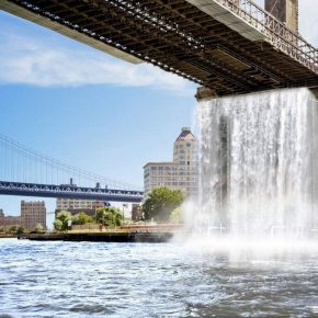 12 Olafur Eliasson The New York City Waterfalls 290x290 - Olafur Eliasson: Your Engagement has Consequences