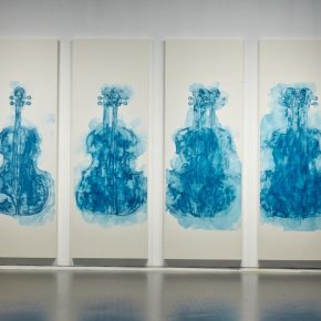 15 View of the exhibition 290x290 - The Freedom Games Related to the Visual: Times – New Works by Li Tingting