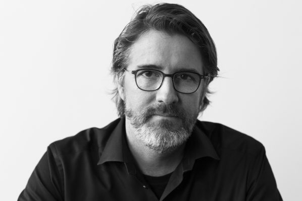 Portrait of Olafur Eliasson Photo by Brigitte Lacombe 598x399 - A major exhibition of works by Olafur Eliasson is opening at the Red Brick Art Museum in March
