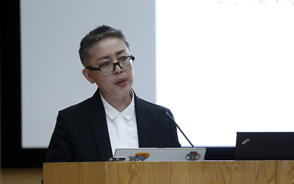 00 Hua Tianxue a research fellow of China National Academy of Arts - Hua Tianxue: The Relationship between Xu Beihong and Japanese Fine Arts