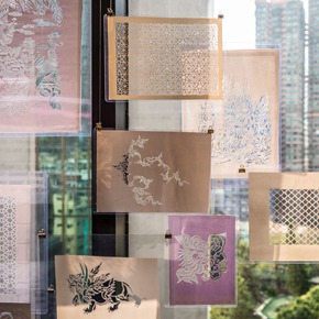 """Asia Art Archive presents """"Lines of Flight: Nilima Sheikh Archive"""" in Hong Kong"""