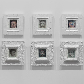 "Sean Kelly presents ""180 Faces"" featuring the new work by Liu Wei in the United States"