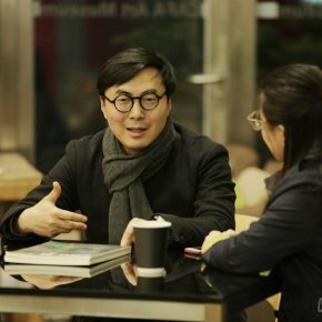 """01 Prof. Lou Yongqi Dean College of Design and Innovation Tongji University was interviewed by CAFA ART INFO 290x290 - Lou Yongqi: """"sheji (design)"""" is a Territory and a Stage for the Future"""