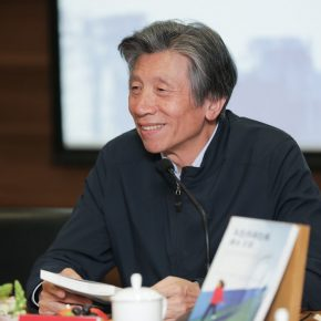 """02 Fan Di'an President of CAFA 290x290 - Stories of Artistic Growth: """"The Gray Palette: When I Studied at CAFA"""" has been officially published"""