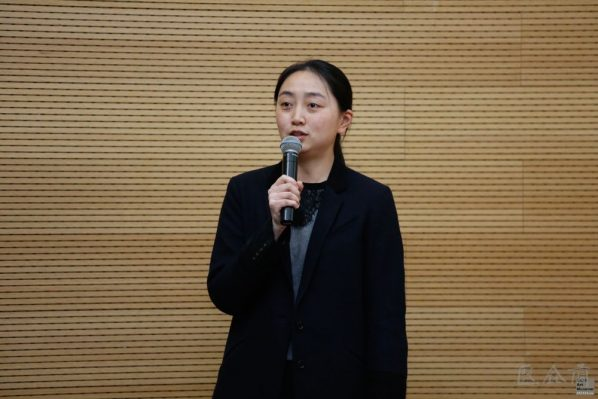02 Gao Gao Assistant Director of CAFA Art Museum and Head of the Department of Curatorial Research of CAFA Art Museum 598x399 - Hua Tianxue: The Relationship between Xu Beihong and Japanese Fine Arts