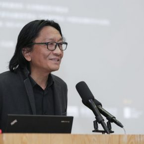 "02 Su Xinping Vice President of Central Academy of Fine Arts 290x290 - ""Conceptual Lines"" 2018 International Sculpture Conference: Discussing the Times of Conceptual Art in ""Dematerialization"""