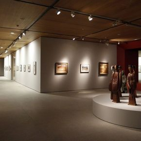 "03 Installation view of the exhibition 290x290 - ""Go With the Times: CAFA Centennial Celebration Exhibition"" Kicked Off"