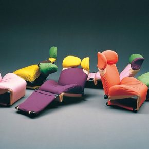 "03 Toshiyuki Kita WINK Chair 1980 CASSINA Product 290x290 - Toshiyuki Kita: ""Drawing inspiration from traditions while infusing design with the soul"""