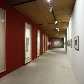 "04 Installation view of the exhibition 290x290 - ""Go With the Times: CAFA Centennial Celebration Exhibition"" Kicked Off"