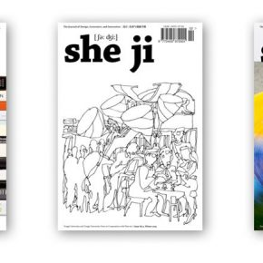 """05 The journal of Design Economics and Innovation 290x290 - Lou Yongqi: """"sheji (design)"""" is a Territory and a Stage for the Future"""