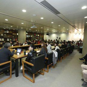 05 View of the lecture 1 290x290 - Wu Hongliang: Xu Beihong andNo. 2A Dayabao Hutong