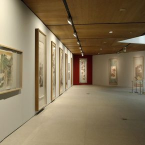 "08 Installation view of the exhibition 290x290 - ""Go With the Times: CAFA Centennial Celebration Exhibition"" Kicked Off"