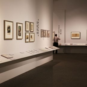 "10 Installation view of the exhibition 1 290x290 - He has never stopped drawing though he has reached old age: ""Dai Ze Art Exhibition"" Debuted at the National Museum of China"