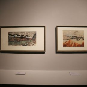 "25 Installation view of the exhibition 290x290 - He has never stopped drawing though he has reached old age: ""Dai Ze Art Exhibition"" Debuted at the National Museum of China"