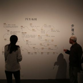 "26 Installation view of the exhibition 290x290 - He has never stopped drawing though he has reached old age: ""Dai Ze Art Exhibition"" Debuted at the National Museum of China"