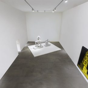 "Dong Jinling Solo Show 2018 Installation Shot de Sarthe Gallery 08 290x290 - de Sarthe Gallery presents Dong Jinling: ""The Purity Of A Horse"""