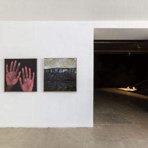 "Dong Jinling Solo Show 2018 Installation Shot de Sarthe Gallery 09 290x290 - de Sarthe Gallery presents Dong Jinling: ""The Purity Of A Horse"""