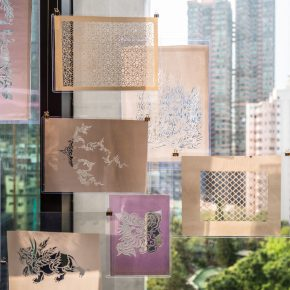 "Exhibition View 01 290x290 - Asia Art Archive presents ""Lines of Flight: Nilima Sheikh Archive"" in Hong Kong"