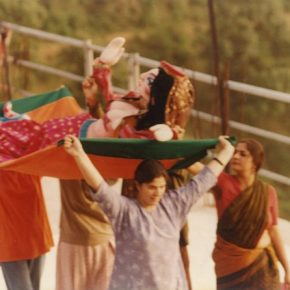 "Nilima Sheikh Theatre production at Kasauli Art Centre India 290x290 - Asia Art Archive presents ""Lines of Flight: Nilima Sheikh Archive"" in Hong Kong"