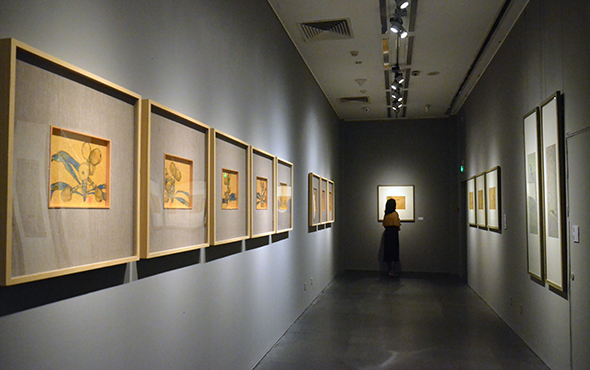 00 1 - Tasteful Leisure among Flowers – Contemporary Chinese Bird-and-Flower Painting Exhibition